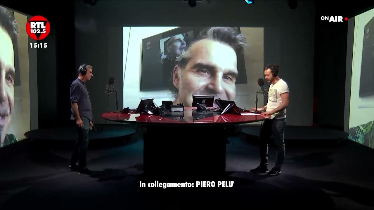 Piero Pelù a RTL 102.5: finalmente torno in tour con i Bandidos