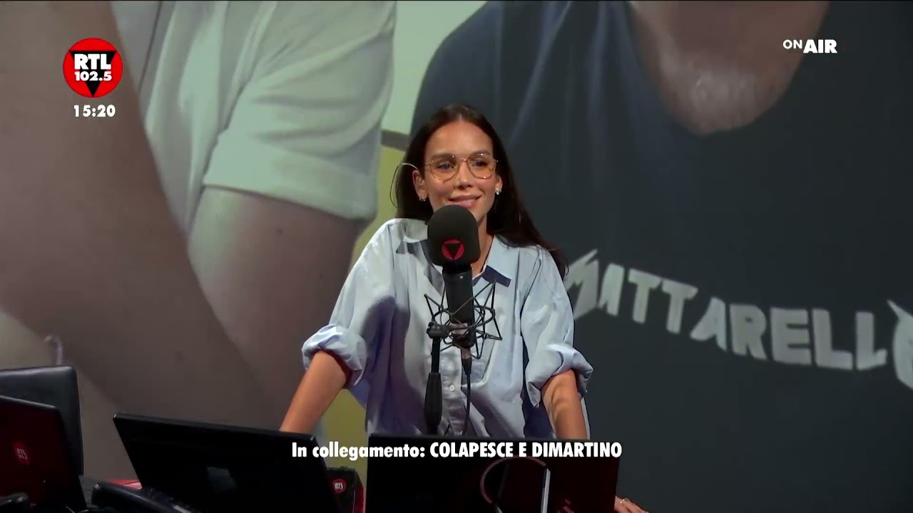 """Colapesce e Dimartino a RTL 102.5: """"Toy Boy"""" con Ornella Vanoni e il video di Guadagnino"""
