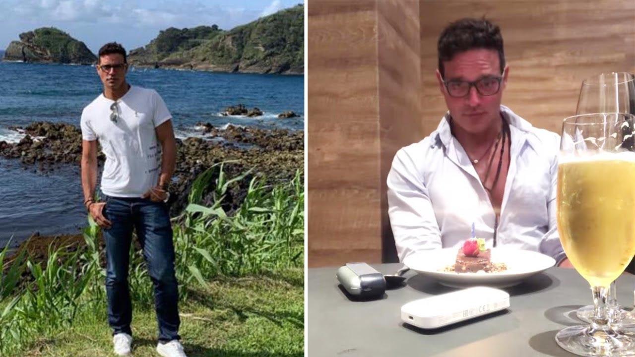 Lo splendido Gabriel Garko compie 49 anni e festeggia in vacanza
