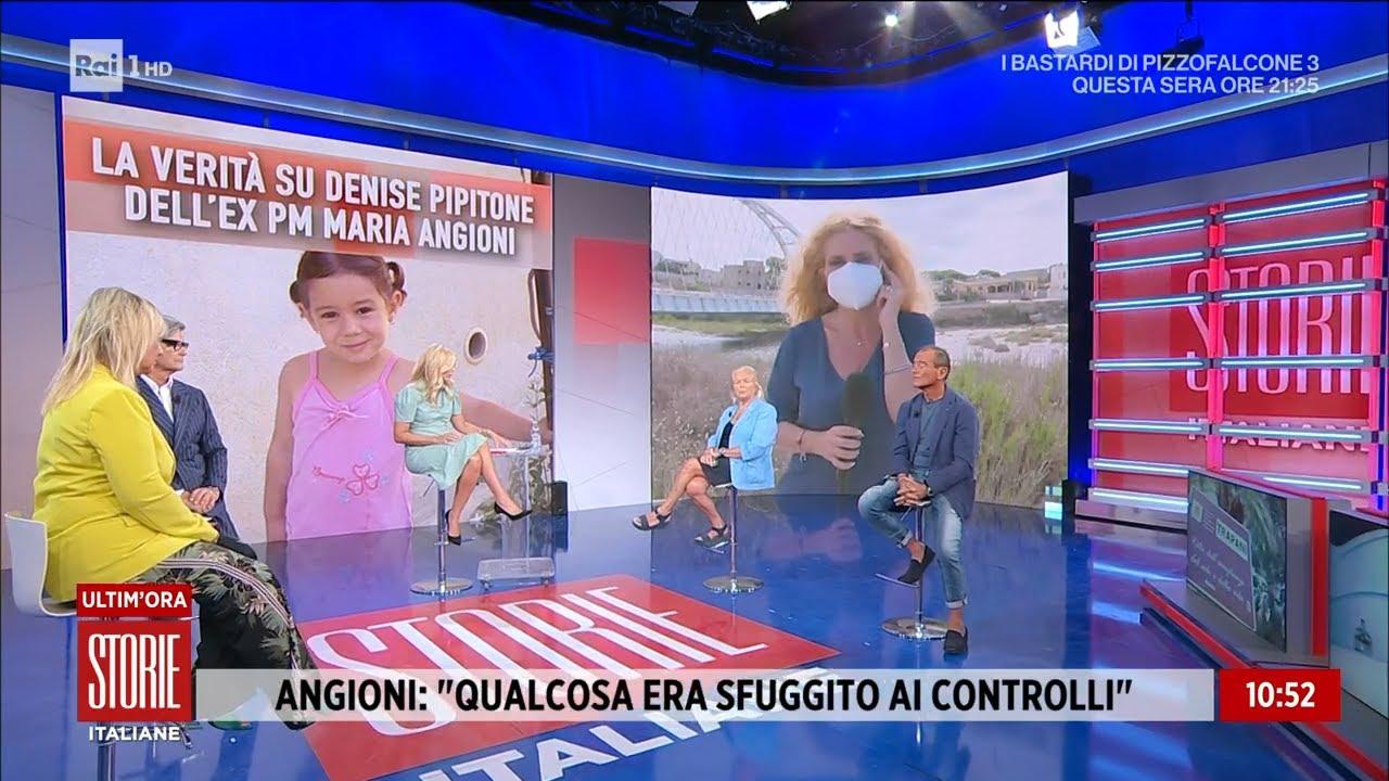 Parla Maria Angioni, ancora novità sul caso Pipitone – Storie italiane 20/09/2021