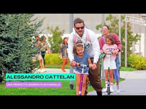 Alessandro Cattelan: una perfetta giornata in famiglia